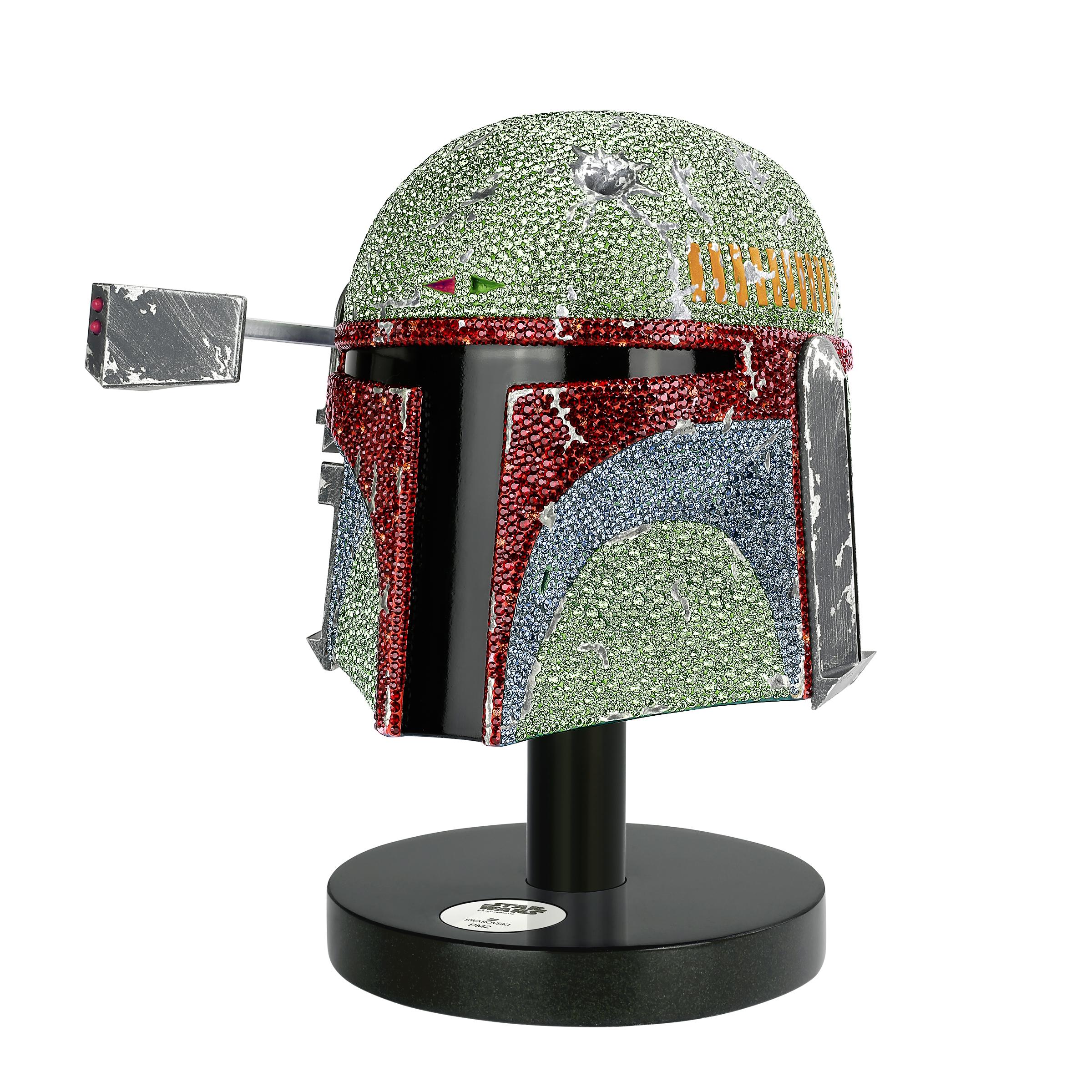 Star Wars - Boba Fett Helmet, Limited Edition