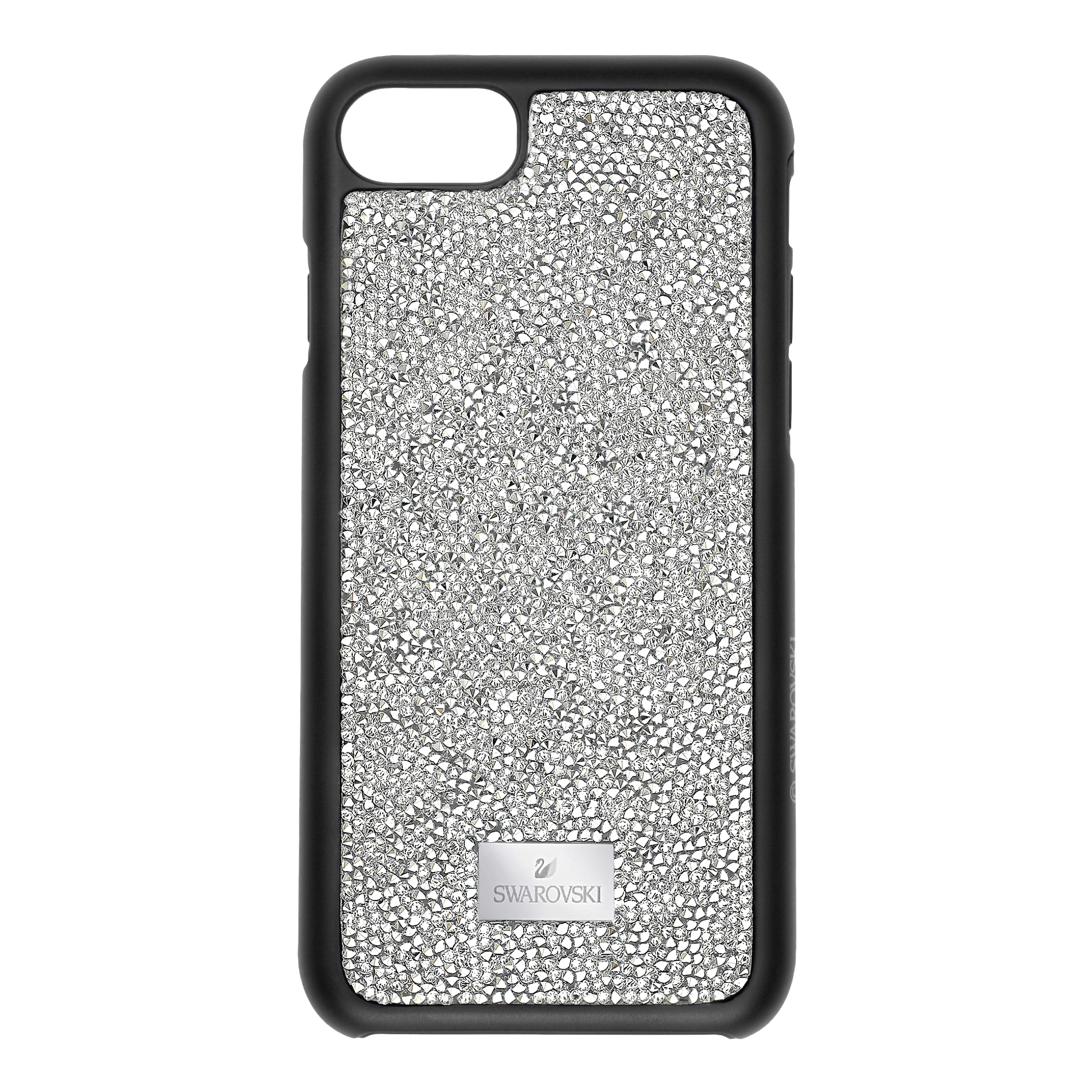 Glam Rock Smartphone Case With Bumper, Iphone® 8, Grey