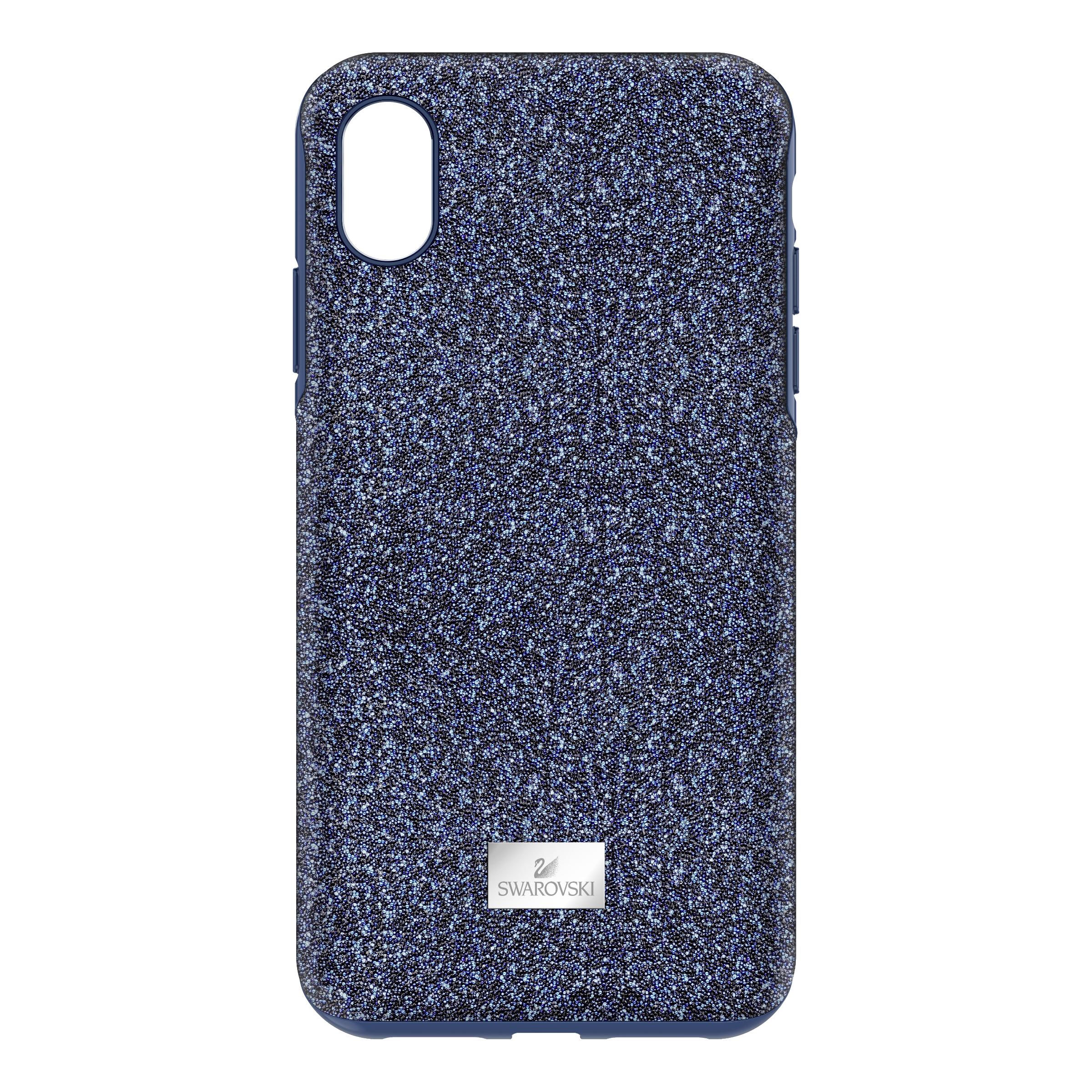 High Smartphone Case with Bumper, iPhone® XR, Blue