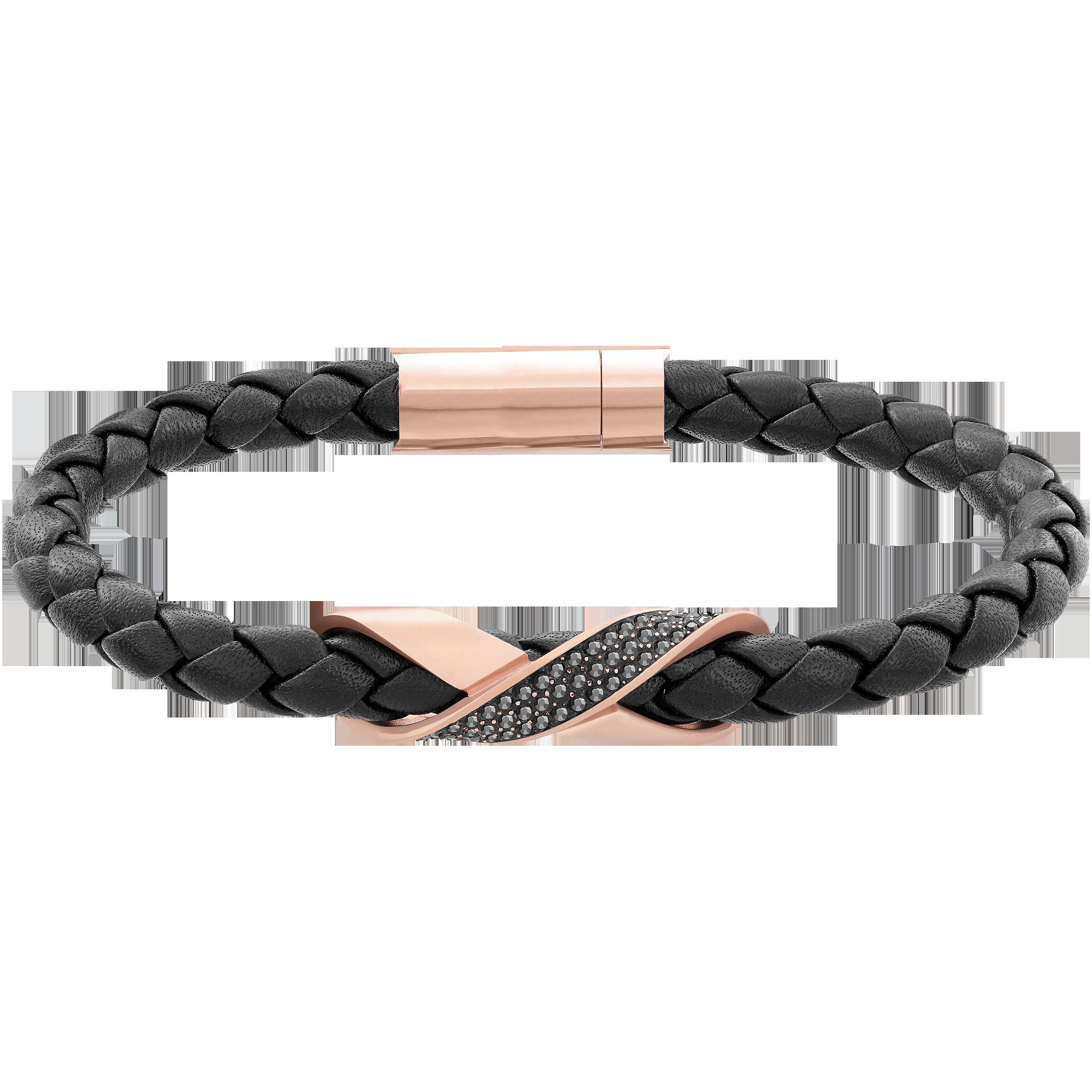 Cross Signature Bracelet